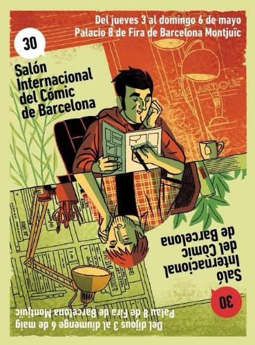 30_salon_del_comic_barcelona_cartel