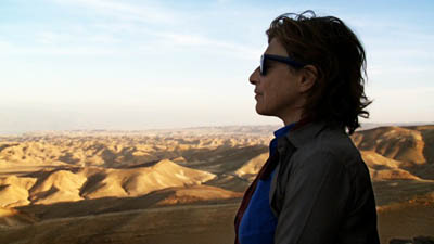 Chantal Akerman desert
