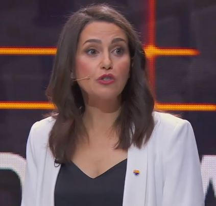 Debate TV3 Inés Arrimadas