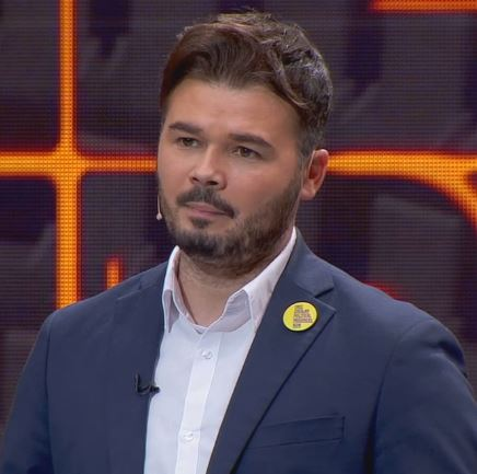 Debate Tv3 Gabriel Rufián